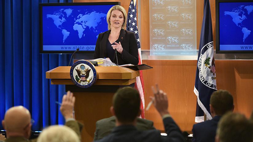 """Para EE.UU. el allanamiento del Consulado ruso en Seattle es """"legal"""""""