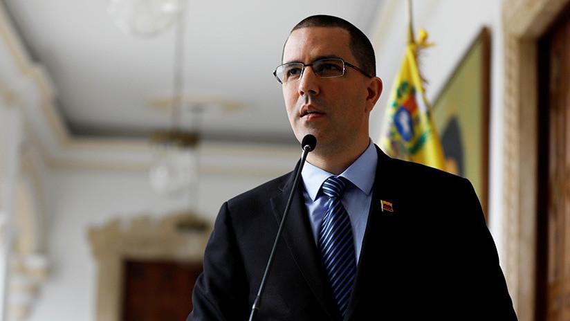 El canciller Arreaza reiteró que la ONU no enviará una comisión electoral a Venezuela