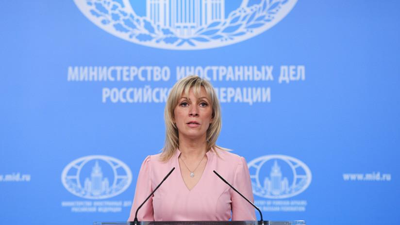 """Rusia: Destrucción del acuerdo nuclear iraní traerá """"graves consecuencias"""" para la seguridad mundial"""