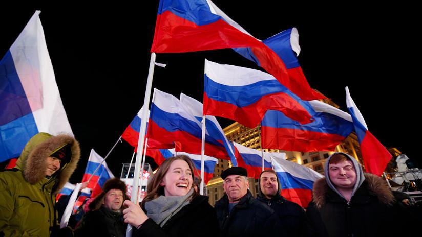 Rusia supera a EE.UU. y Europa en cuanto al índice de aprobación popular a sus gobiernos