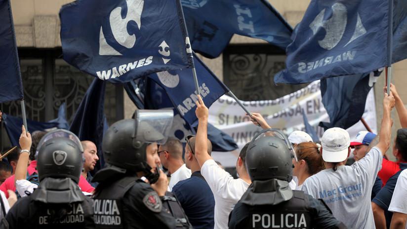 Argentina, Carrefour: Polémico acuerdo reduce aportes para jubilaciones y pensiones