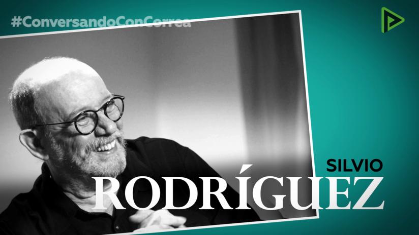 """Silvio Rodríguez a Correa: """"Veo este cambio con esperanza, es bueno para Cuba y la revolución"""""""