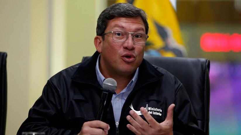 Ecuador y EE.UU. firman un acuerdo para la lucha contra el crimen transnacional