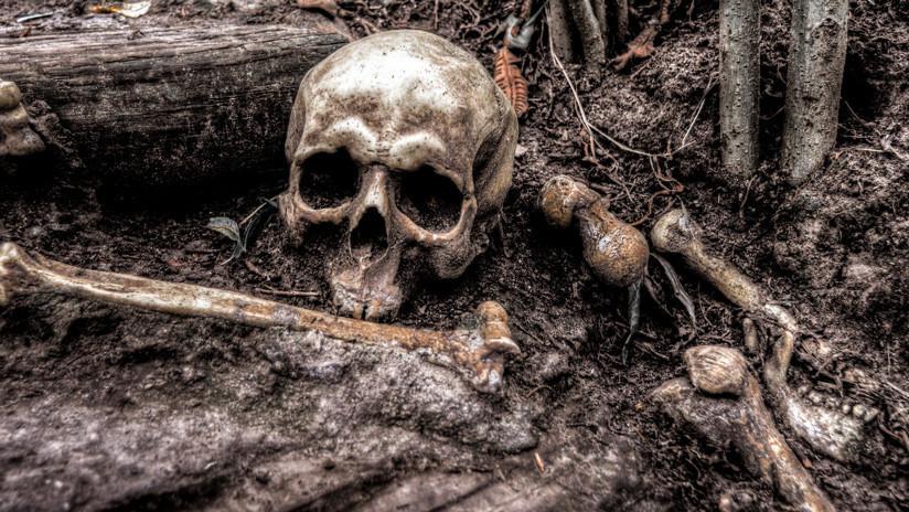 El tiempo se detuvo allí: Descubren en Suecia una masacre en la que murió un poblado entero