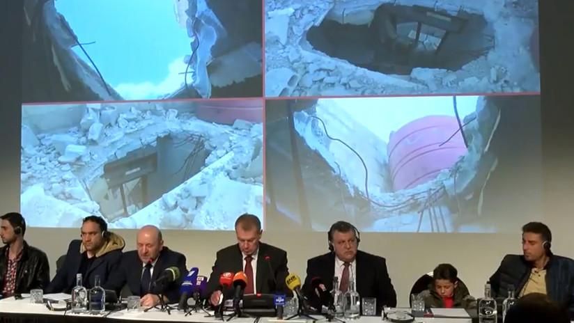 """""""Si fueran armas químicas, hubiéramos notado algo"""": Testigos explican a la OPAQ el incidente en Duma"""