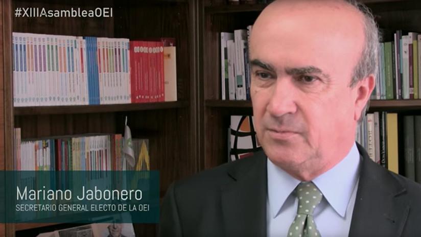 ¿Quién es el nuevo secretario general de la Organización de Estados Iberoamericanos?