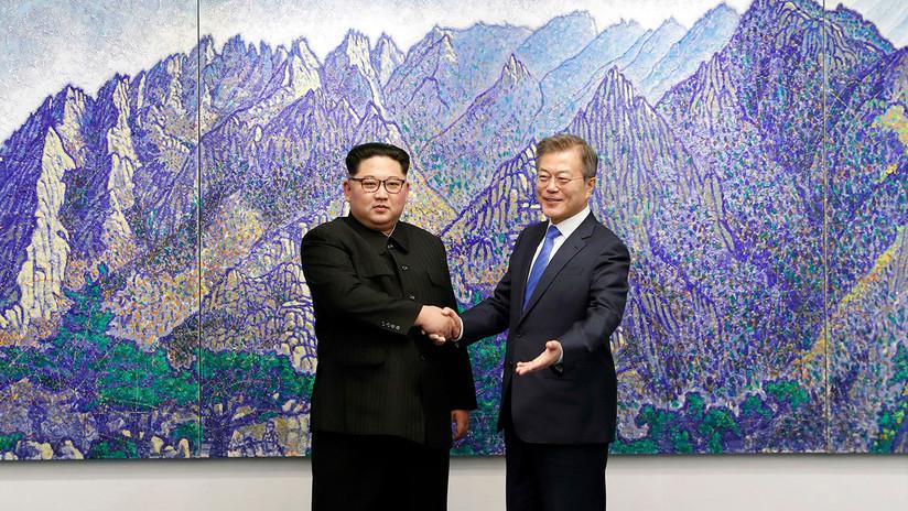 Kim Jong-un anuncia fideos norcoreanos para la cena en la histórica cumbre