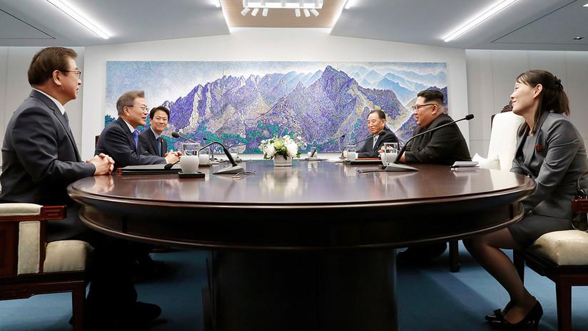 Los puntos clave de la primera ronda de la cumbre intercoreana