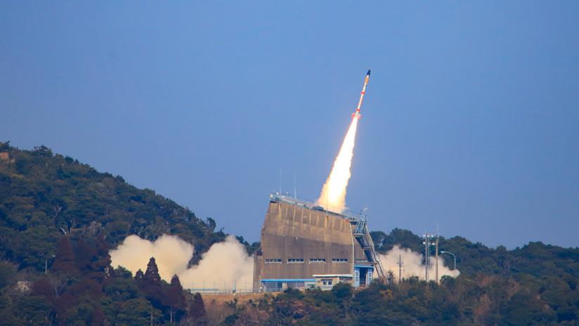 El cohete más pequeño del mundo entra en el Libro Guinness de los Récords