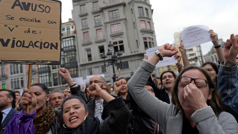 España: La Fiscalía recurrirá la sentencia a 'La Manada' y mantiene que fue violación