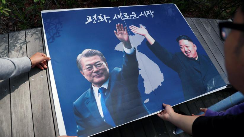 Así han reaccionado varios líderes mundiales ante el histórico encuentro entre Kim y Moon