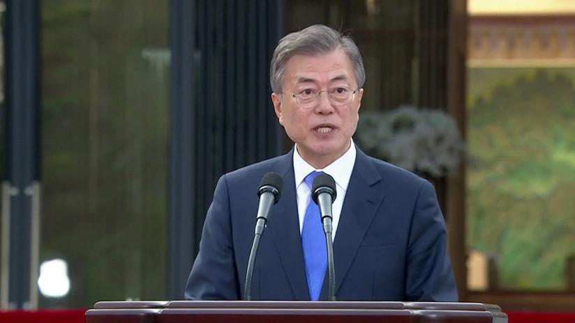 El presidente surcoreano visitará Corea del Norte el próximo otoño