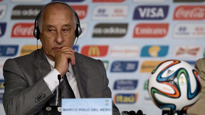 La FIFA suspende de por vida al presidente de la Federación Brasileña, Marco Polo Del Nero