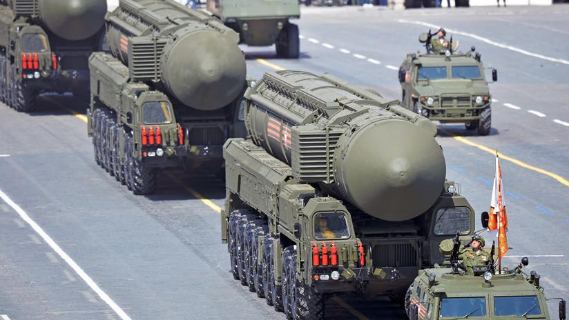 Rusia reduce su arsenal nuclear en más de un 85 %
