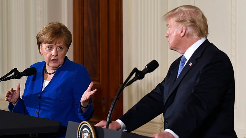 """Merkel: """"El actual acuerdo con Irán no es suficiente para contener su programa nuclear"""""""