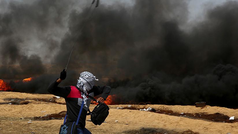 """Israel lanza un ataque aéreo contra la """"fuerza naval"""" de Hamás en Gaza"""