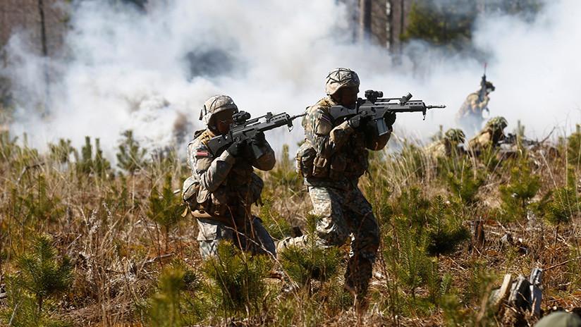 Trump insta a los países de la OTAN a gastar más del 2% del PIB en Defensa