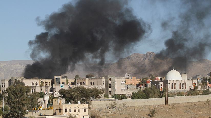 Dos líderes hutíes mueren en un ataque aéreo de la coalición contra Saná