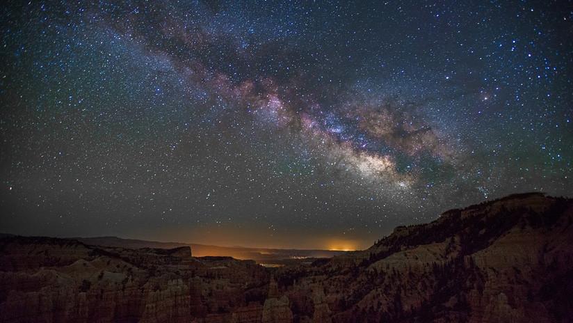 Publican el mapa más detallado de la Vía Láctea (FOTO, VIDEO)