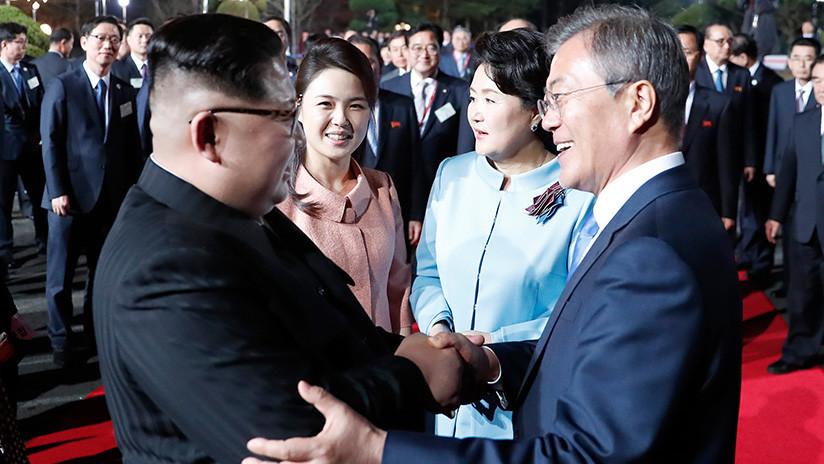 FOTOS: El encuentro de las primeras damas coreanas marca otro evento histórico