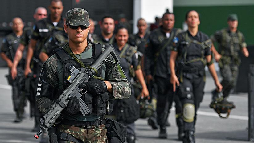 Gobierno brasileño cierra la Policía Pacificadora en las favelas de Río de Janeiro