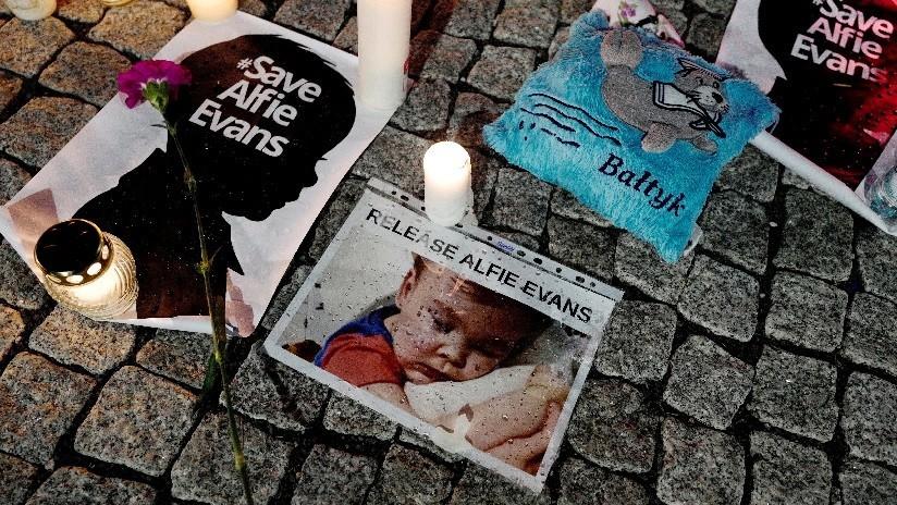 Reino Unido: Muere Alfie Evans, el niño enfermo desconectado del soporte vital por dictamen judicial