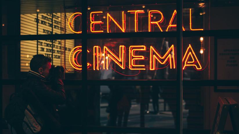 """""""Espantoso"""": Muestran los avances de una película de terror en un cine infantil"""