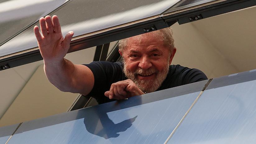Alcalde solicita el traslado de Lula tras una balacera contra simpatizantes del expresidente