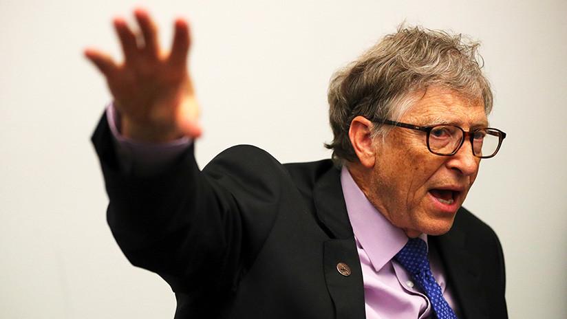 """Bill Gates: """"EE.UU. no está preparado para una pandemia que podría matar a 33 millones en 6 meses"""""""