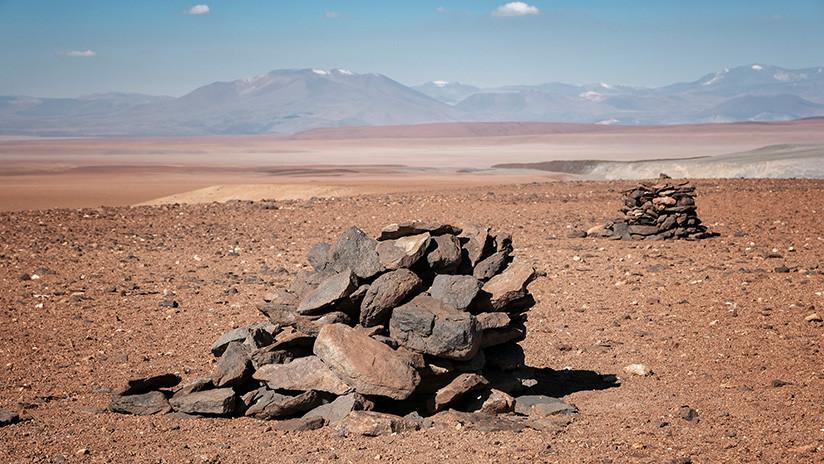 Chilenos descubren estructuras astronómicas incas en el desierto de Atacama