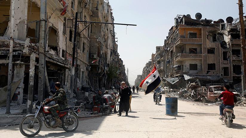 """Zajárova: """"Medios occidentales acosan a los sirios que dicen la verdad sobre los 'ataques químicos'"""""""
