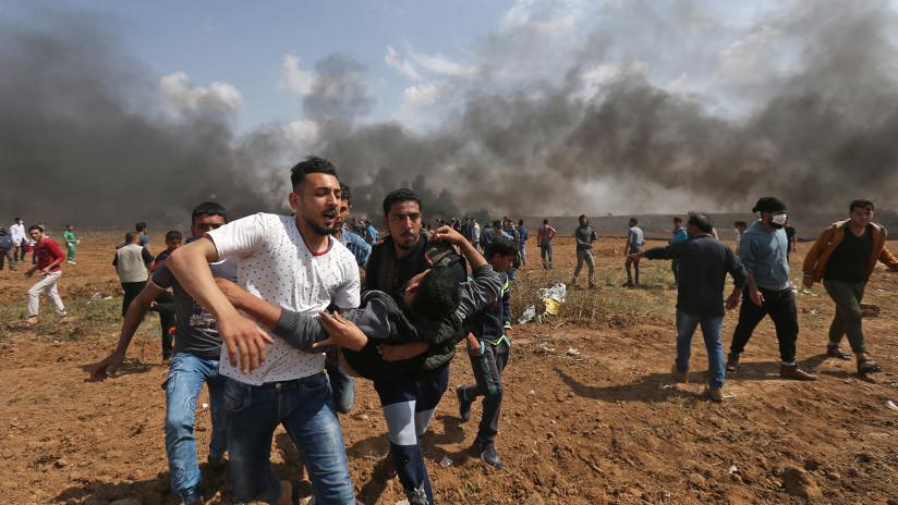 Tres palestinos son asesinados por el Ejército israelí en la Franja de Gaza