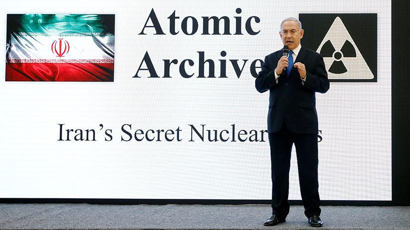 """Netanyahu está seguro de que Trump """"tomará la decisión correcta"""" sobre el acuerdo con Irán"""