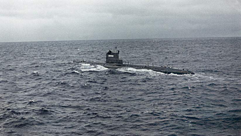 Hallan un submarino soviético hundido durante la Segunda Guerra Mundial