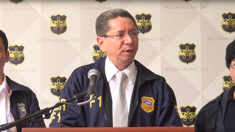 FOTOS, VIDEO: Desarticulan en El Salvador tres bandas de narcos vinculadas a maras y policías