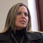 Mónica Léon del Río, abogada y presidenta de la Asociación Reconstruyendo Esperanza.