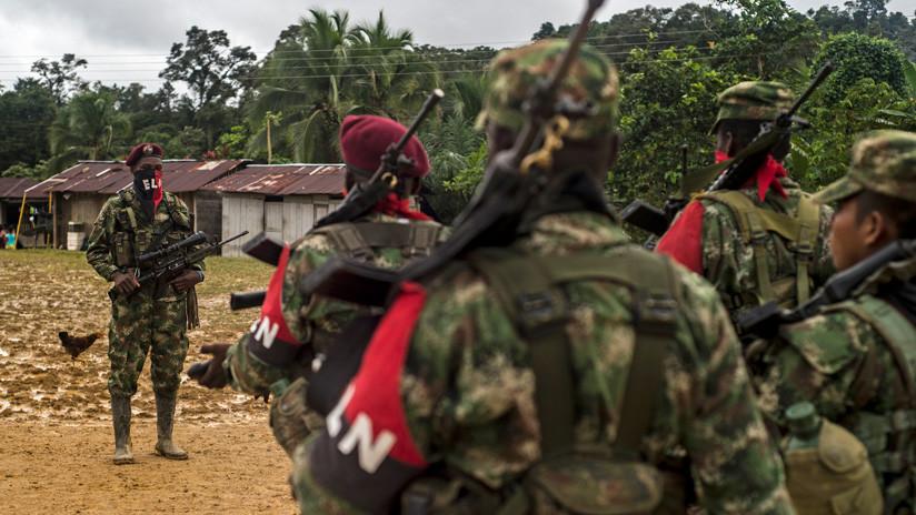 Colombia - Emboscada de guerrilla ELN en Colombia dejó diez militares muertos - Página 4 5ace430908f3d9294a8b4567