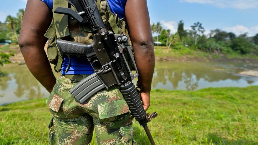 Colombia - Emboscada de guerrilla ELN en Colombia dejó diez militares muertos - Página 4 5ace466f08f3d91c4b8b4569