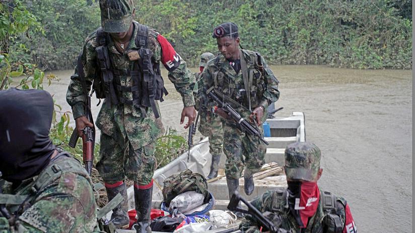 Colombia - Emboscada de guerrilla ELN en Colombia dejó diez militares muertos - Página 4 5ace5a2fe9180fee4a8b4567