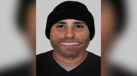 Retrato hablado de un sospechoso de robo.