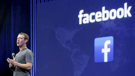 Mark Zuckerberg ofrece un discurso, San Francisco, California, EE.UU., 25 de marzo de 2015.