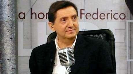 El periodista español Federico Jiménez Losantos, en marzo de 2009.