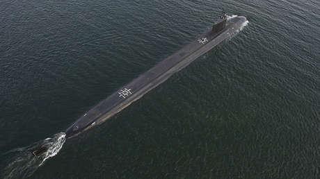 Imágen ilustrativa. El submarino de la clase Virginia USS North Dakota (SSN 784).