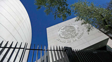 Edificio del Senado en Ciudad de México.