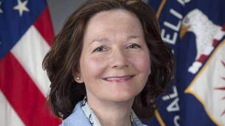 Jefa de la Agencia Central de Inteligencia (CIA), Gina Haspel.