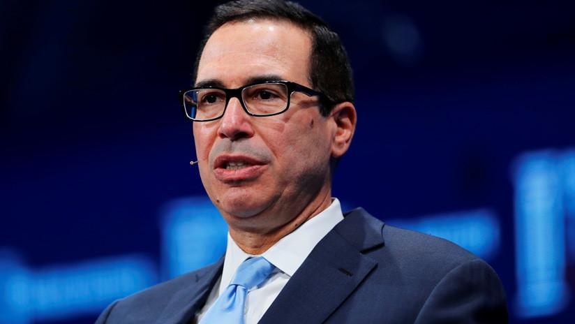 """Secretario del Tesoro de EE.UU.: """"Nuestro objetivo no era sacar a Rusal del negocio"""""""