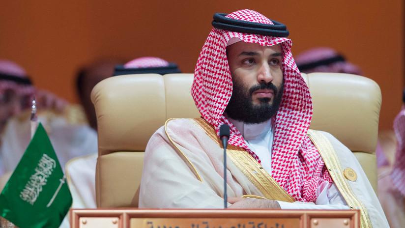 """Príncipe heredero saudí a los palestinos: Acepten propuestas de paz o """"cállense y dejen de quejarse"""""""