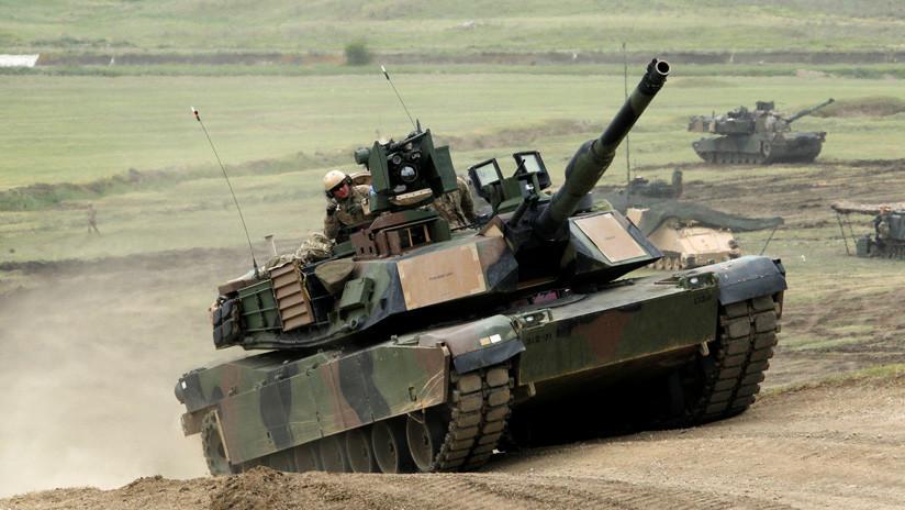 ¿Punto caliente?: Taiwán evalúa la compra de tanques de EE.UU. para contrarrestar a China