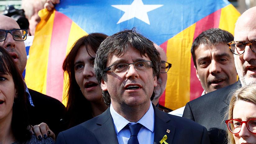 """La Justicia española insiste ante la alemana sobre Cataluña: """"Hubo rebelión y malversación"""""""