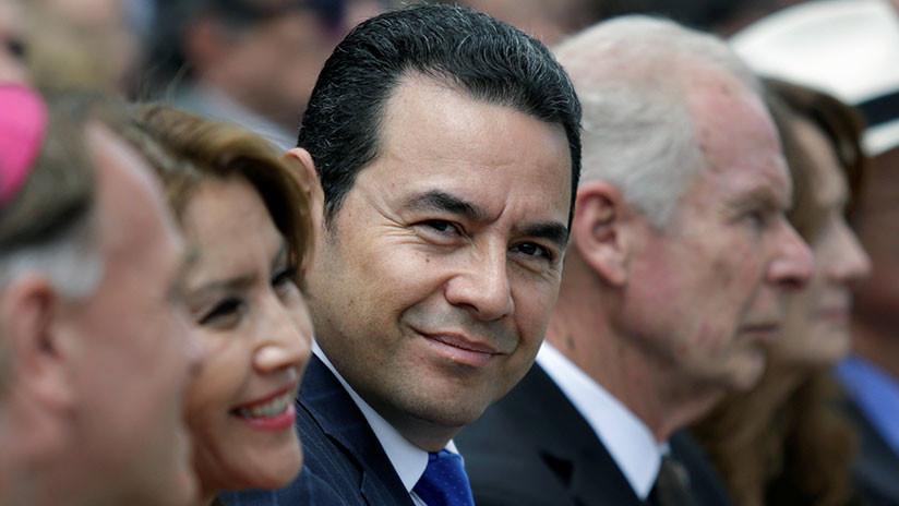 'El Bronco' habría asesorado al presidente guatemalteco Jimmy Morales, acusado de corrupción